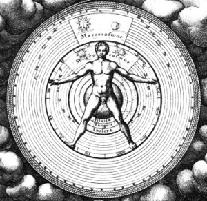 The influence of the sun and moon are apparent the physician's investigation of the cosmological influence of the sun and moon on the human body and soul.
