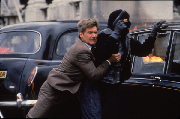 portrayal of the ira in patriot games 1992 � ben smith