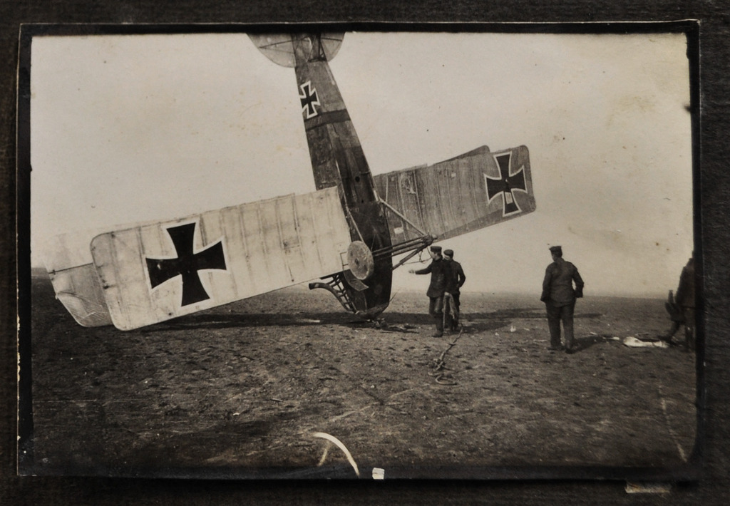 an analysis of the role of airplane warfare in world war one